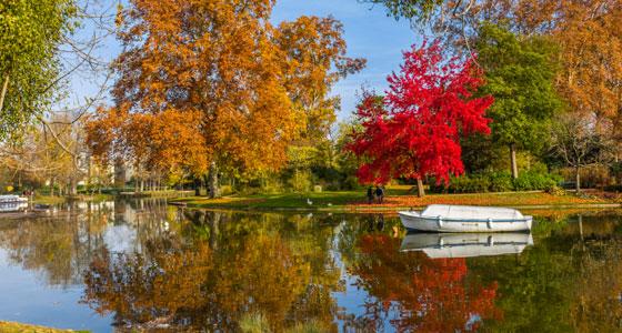 Parque-Vincennes