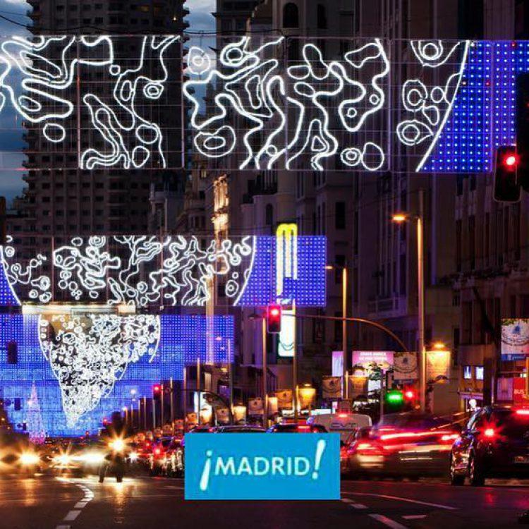 Madrid te enamorar en Navidad  quieres hacer una escapaditahellip