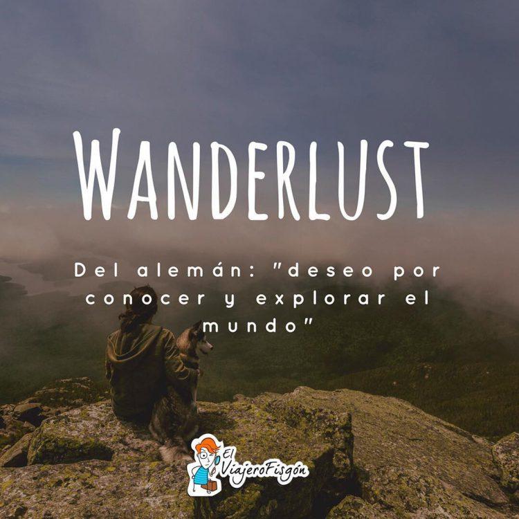 Conocas est palabra? Nos encanta! wanderlust travel quotes viajar inspiracion
