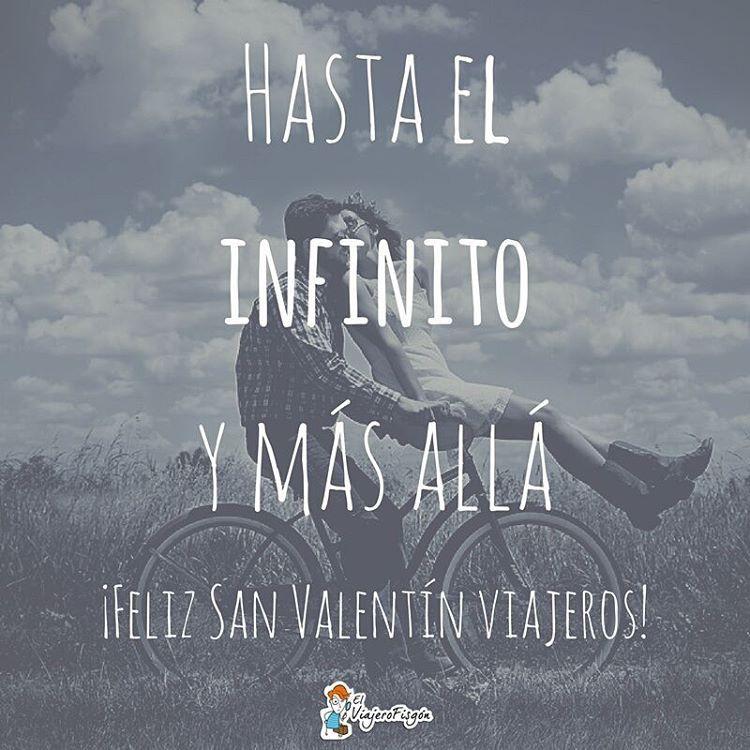 Feliz San Valentn! sanvalentin viajar love