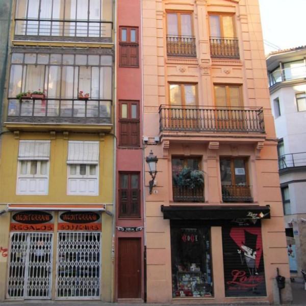 6 Plaza de Lope de Vega - Valence
