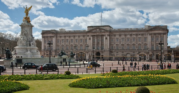 Buckingham_Palace- Londres