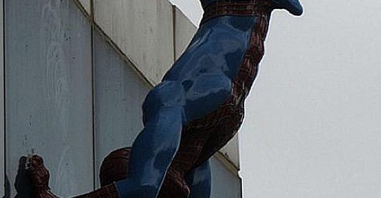 Spiderman Erectus, Corée du Sud