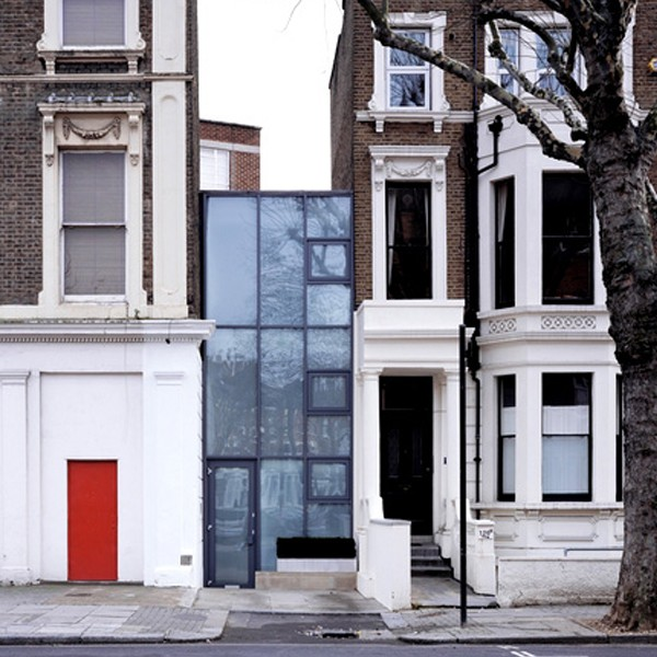Sliver house - Londres -UK