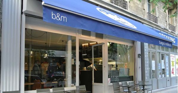 Paris- B&M