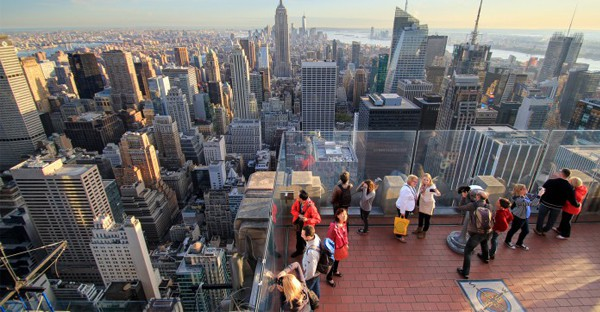 top-of-the-rock - New York