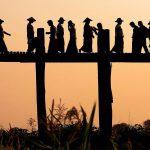 Myanmar autrefois Birmanie offre des magnifiques paysages comme celuici hellip