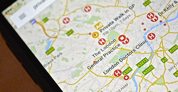 Appli - Google Maps