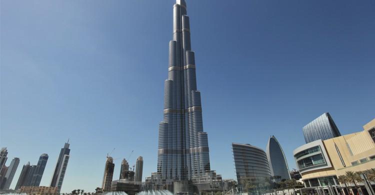 Burj Khalifa - Google