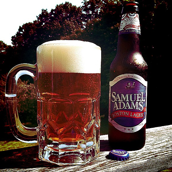 Biere - Samuel Adams