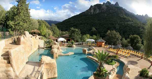 Camping - Les oliviers