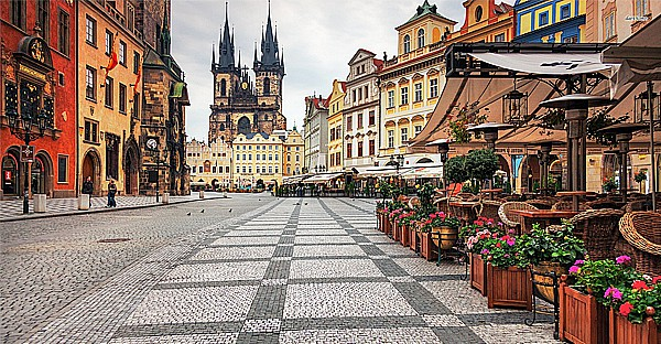 Ganja - Prague