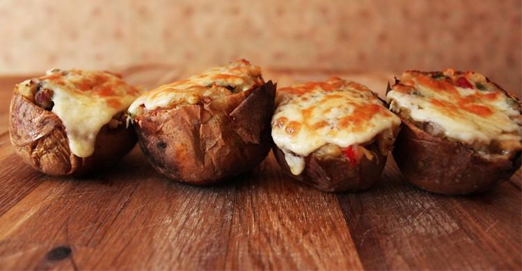Jacket Potatoes, Angleterre - Flickr