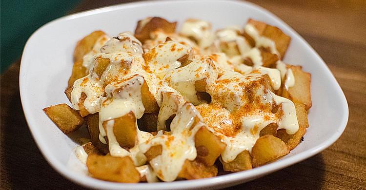 Patatas bravas, Espagne - Flickr