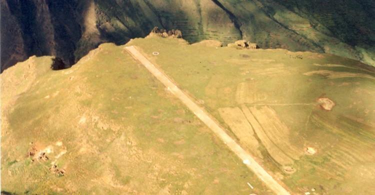 Aéroport de Matekane, Lesotho