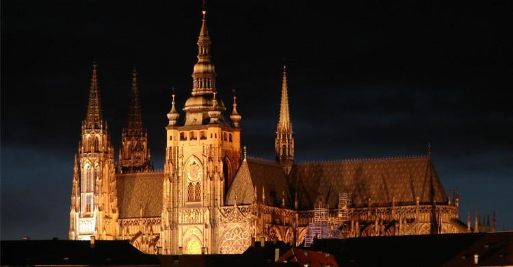 Château de Prague, République Tchèque - Flickr