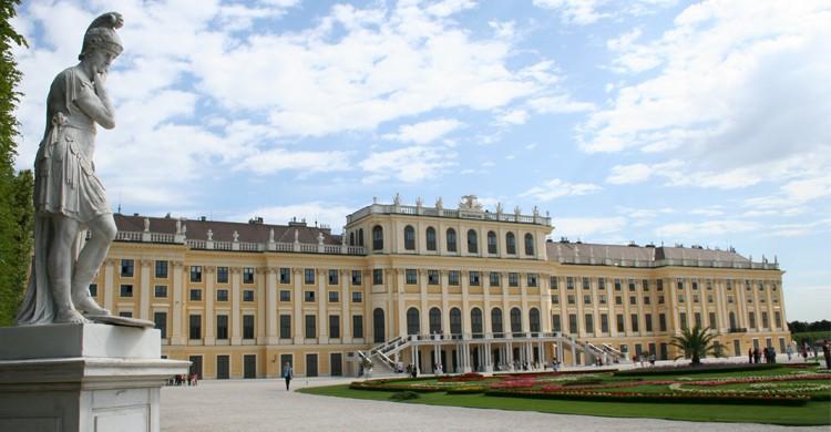 Château de Schönbrunn, Autriche - Flickr