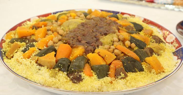 Couscous - Maroc