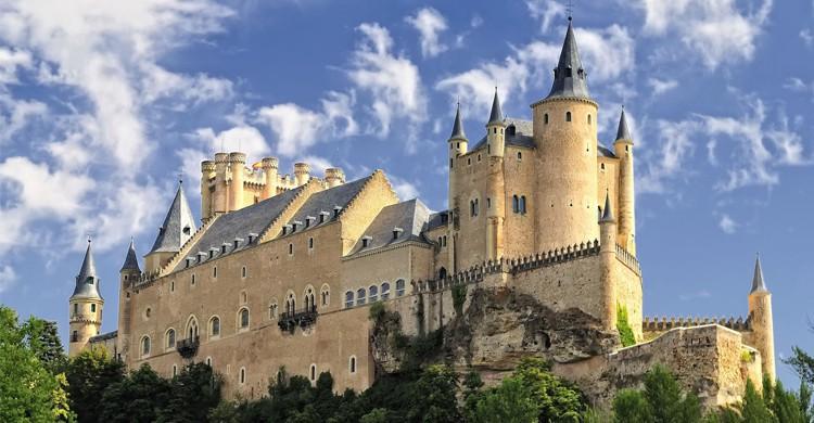 L'Alcazar de Ségovie, Espagne - Flickr