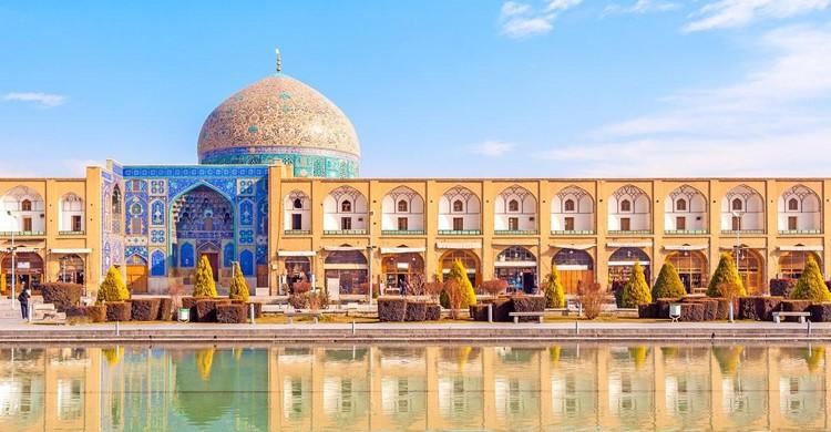 Mosquée du Cheikh Loftfallah, Iran - Mullc