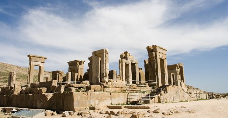 Ruines de Persépolis, Iran - Flickr