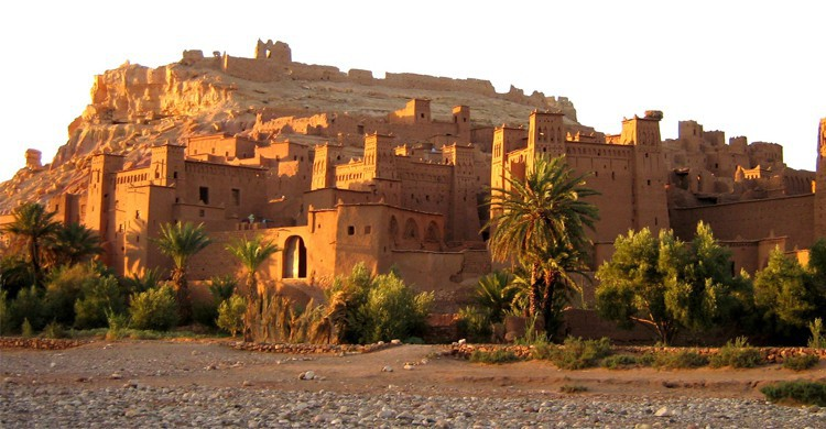 Aït-Ben-Haddoun Maroc - Flickr