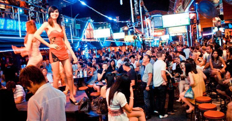 Bar à Phuket