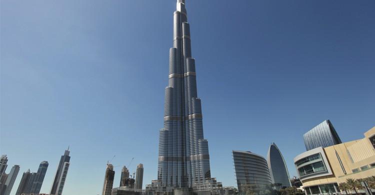 Burj Khalifa - huffingtonpost