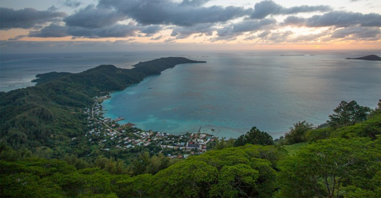 Adamtown, île Pitcairn