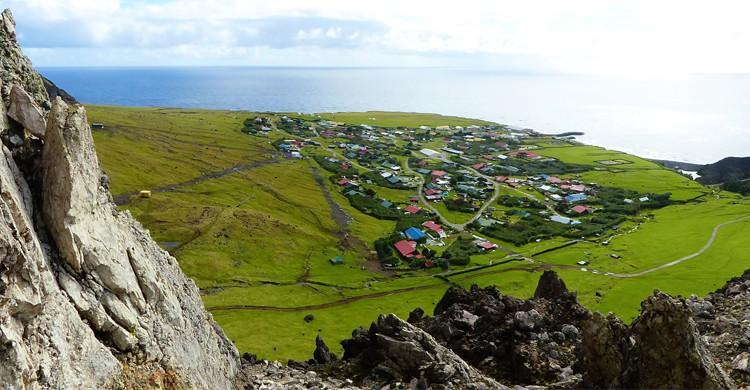 Île de Tristan Da Cunha