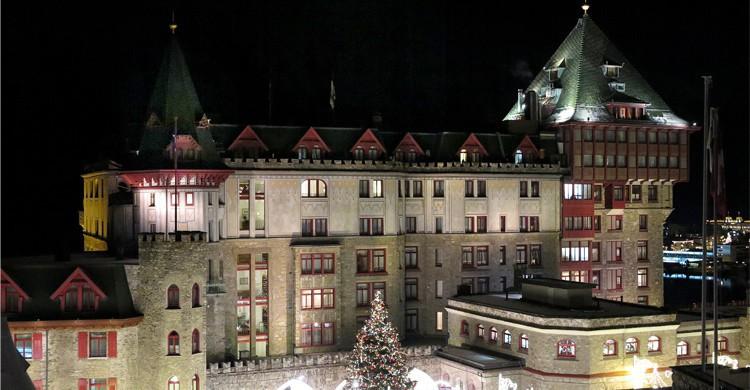 Badrutt's Palace - wikipedia