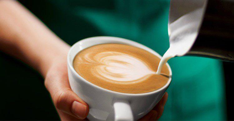Café latte - likeaprincess.canalblog.com