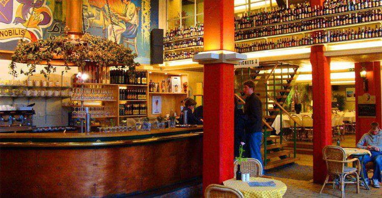 Brasserie De Halve Maan - Panoramio