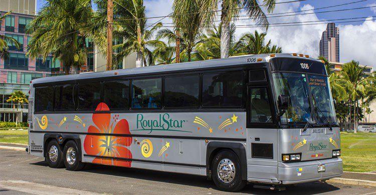Bus - royalstarhawaii.com