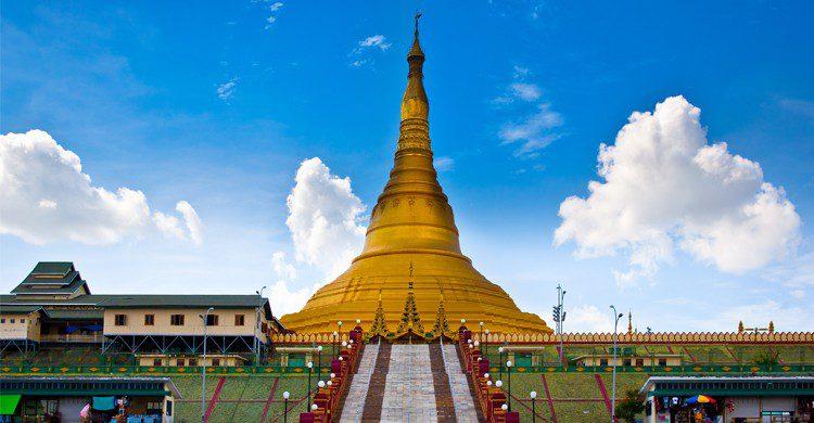 Naypyidaw - pipop_boosarakulwadi