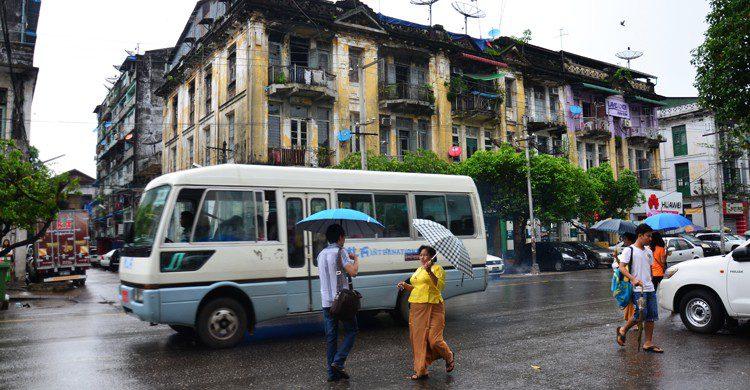 Yangon - tuayai