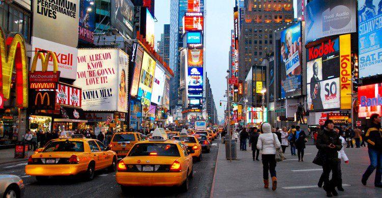 Vue de Broadway