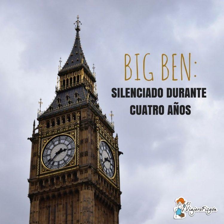 Las campanas del Big Ben hoy sonarn por ltima vezhellip