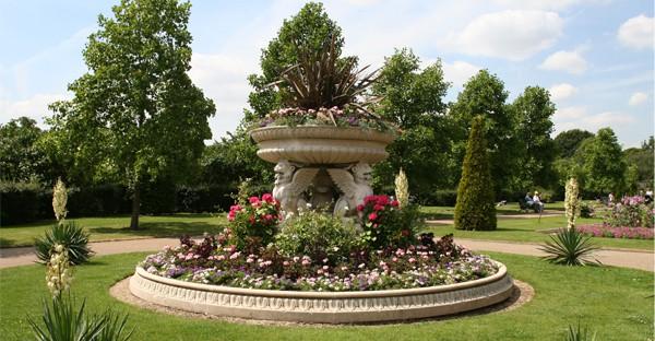 Regent Park - Londres