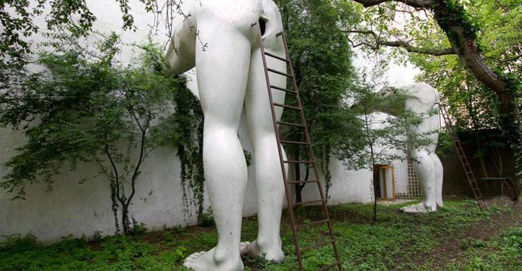 8. Brownnosing, Galerie Futura, Prague