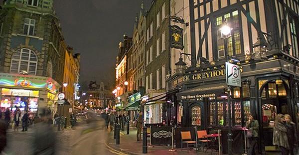 pubs - Londres