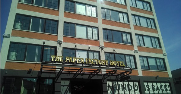Paper Factory-New York