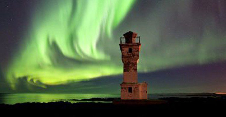 Phare de Akrane Islande