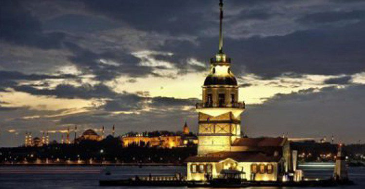 Phare de Kis Kulesi Turquie
