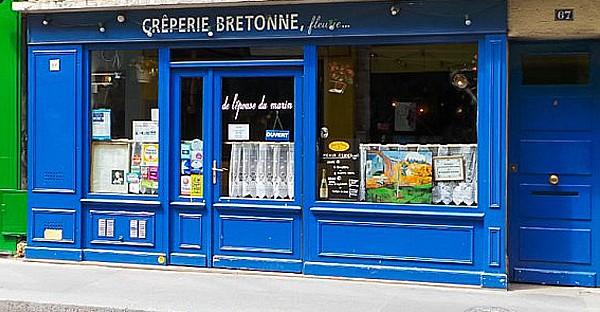 Restau pas cher - Crèperie bretonne