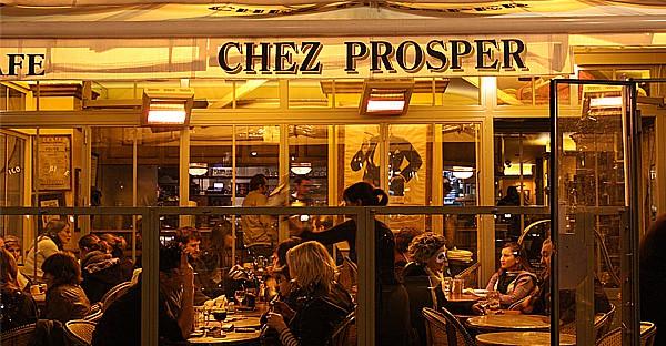 restau pas cher - Chez prosper