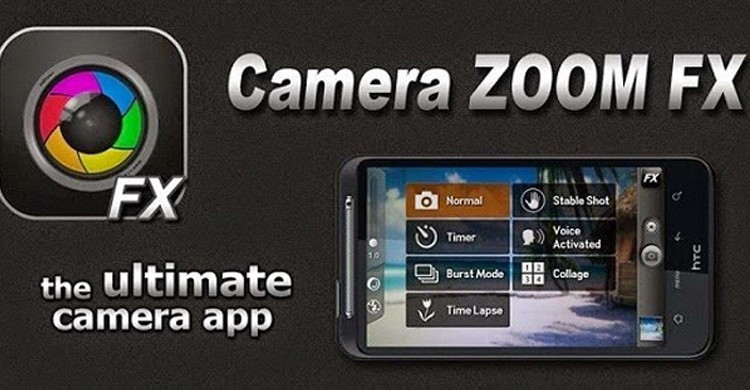 Camera zoom FX - Google