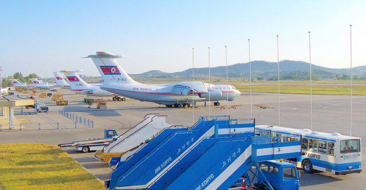 Koryo airlines (Foter