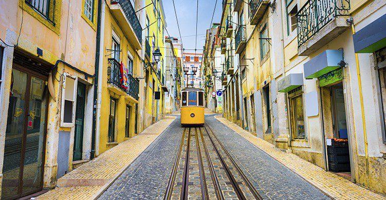 Vue sur Lisbonne, capitale du Portugal (Istock)
