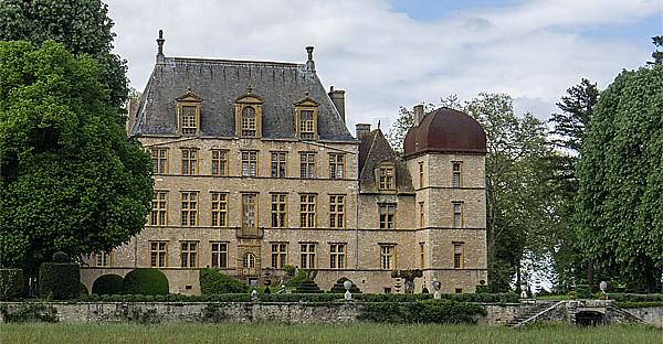 Lyon - Chateau de Fléchères